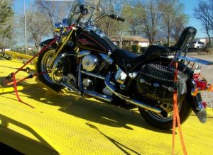 Light Duty Towing - Motorcycle Towing